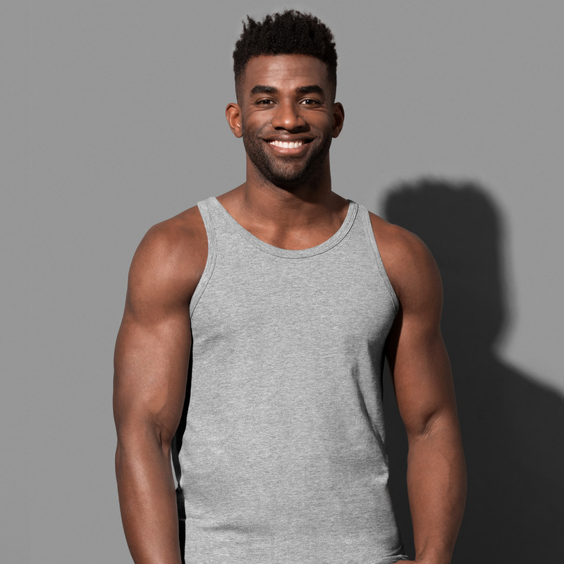 Stedman Collection Mens Tank Top