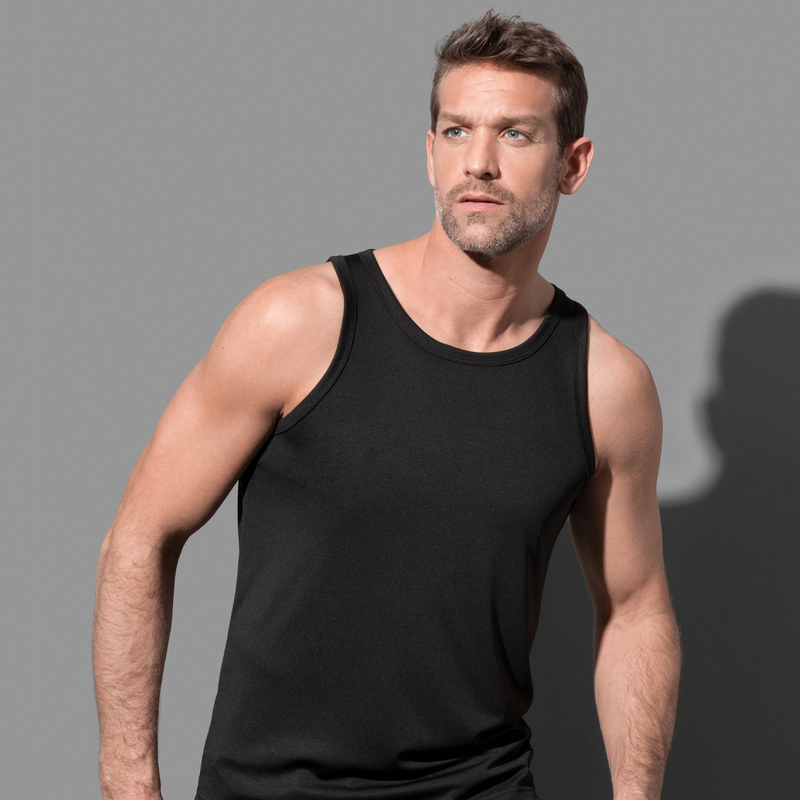 Stedman Collection Mens Active Sports Top