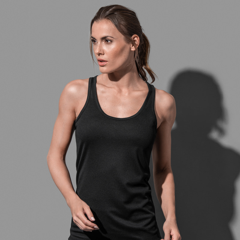 Stedman Collection Womens Active 140 Tank