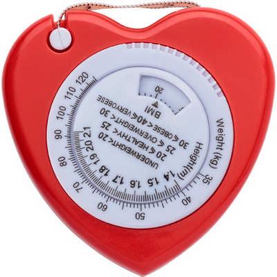 ABS BMI tape measure