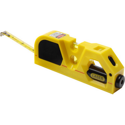 ABS 2-in-1 tape measure