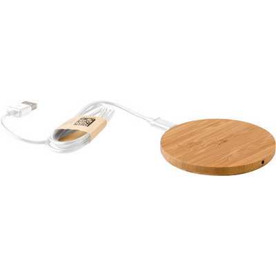 Bamboo charger