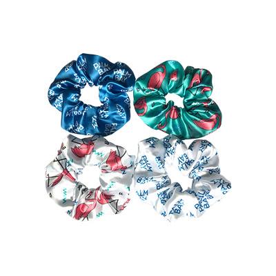 Custom Print Full Colour Scrunchies