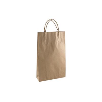 Baby Standard Brown Kraft Paper Bag Printed