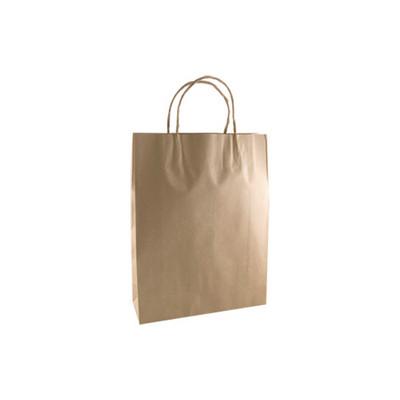 Small Standard Brown Kraft Paper Bag