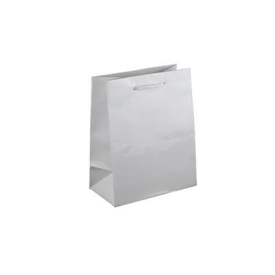 Baby White Gloss Laminated Paper Bag Printed