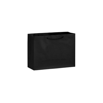 Small Boutique Matt Laminated Paper Bag