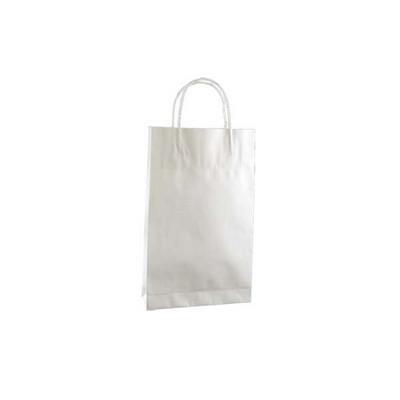 Baby Standard White Kraft Paper Bag Printed