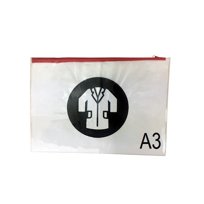 A3 PVC Document Holder Indent