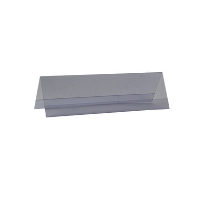 Table Tents Flexible Large with Blank Inserts - 25