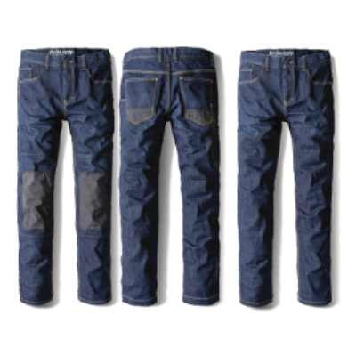 FXD Denim Jeans with Knee P
