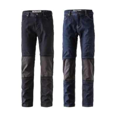 FXD Straight Denim Jeans with/without knee pads WD-3