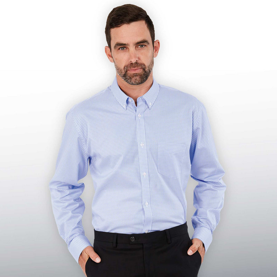 Barkers Hudson Check Shirt - Mens