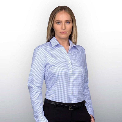 Barkers Hudson Check Shirt - Womens