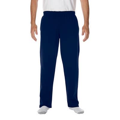 Gildan Heavy Blend Adult Open Bottom Sweatpants wi