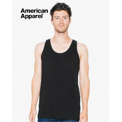 American Apparel Unisex Fine Jersey Tank Colour