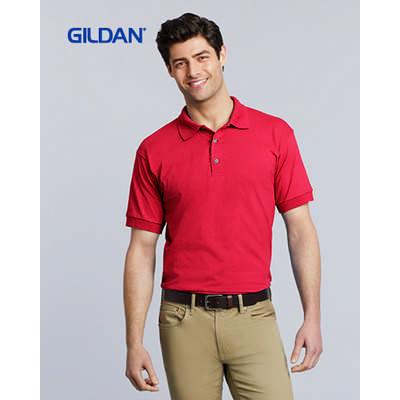 Gildan Ultra Cotton Adult Jersey Sport Shirt Colou