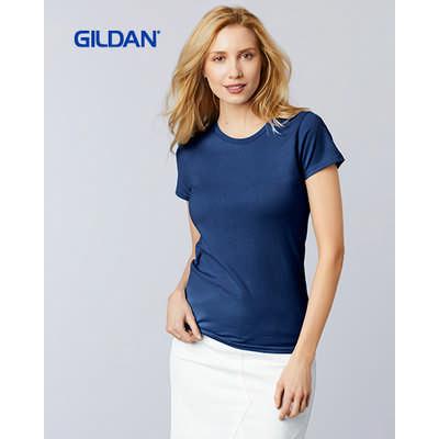 Gildan Premium Cotton Ladies T-Shirt Colours