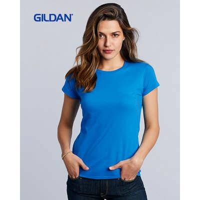 Gildan Softstyle Ladies T-Shirt Colours