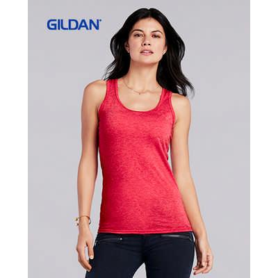 Gildan Softstyle Ladies Racerback Tank Colours