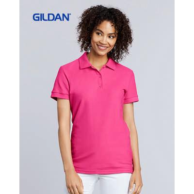Gildan Premium Cotton Ladies Double Pique Sport Sh