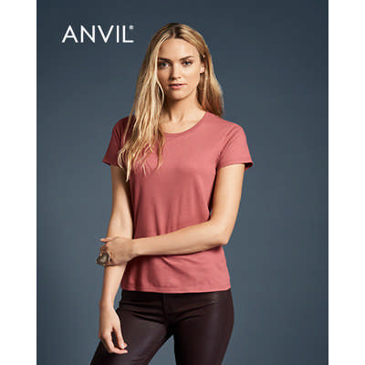 Anvil Womens Lightweight Tee Colours