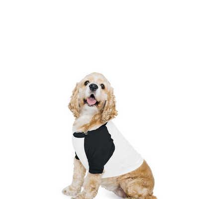 American Apparel Dog Poly-Cotton 34 Sleeve Raglan