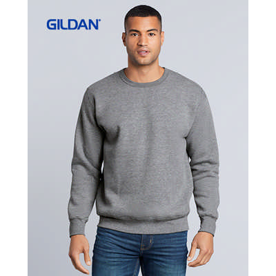 Gildan Hammer Fleece Adult Crew Colours