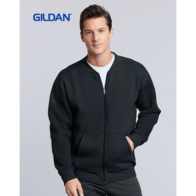 Gildan Hammer Fleece Adult Full Zip Jacket Colours