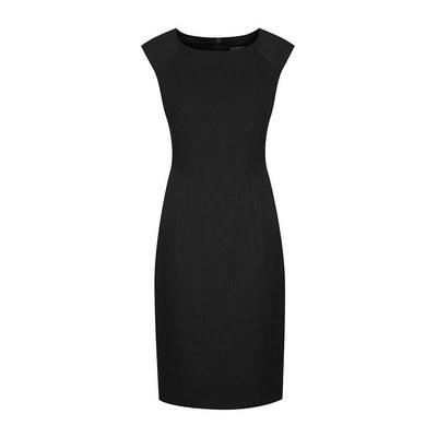 Womens Black Elliot Womens Washable Dress - Black