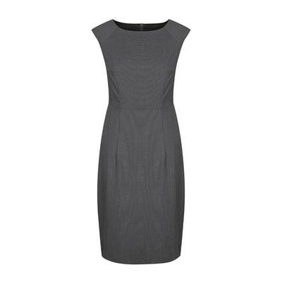 Womens Charcoal Elliot Womens Washable Dress - Cha