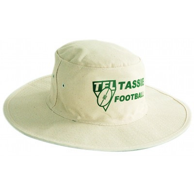 Cricket Style Canvas Hat