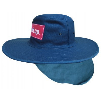Hat with Flap