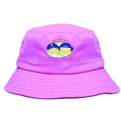 Brushed Sports Twill Infant Bucket Hat