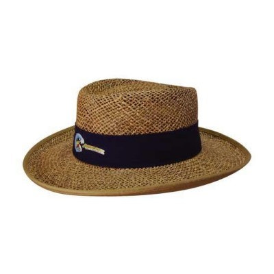 Natural Classic Style String Straw Hat