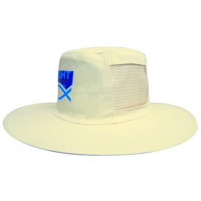 Canvas Hat w/Vents