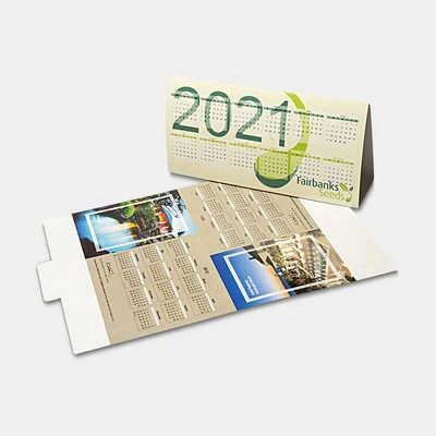 Desk Calendar - (printed with 1 colour(s))  (CL104_PB)