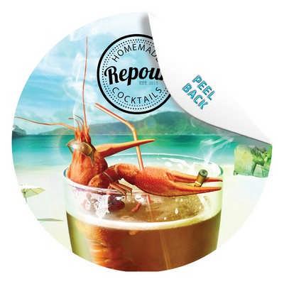 Ezi Gripz Coasters (95mm x 95mm)