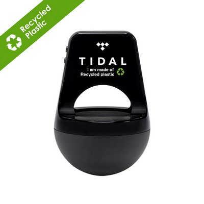 Geo Wireless speaker in Recycled ABS - Black