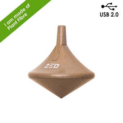 Twista USB 2.0 Memory Drive in Plant Fibre - 8GB