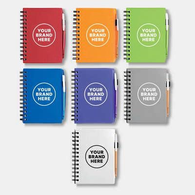 Bic Plastic Notebook (Small)