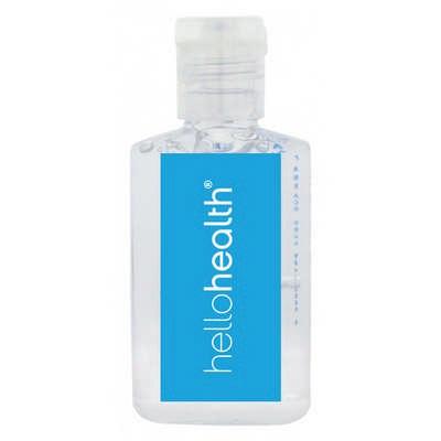 30ml Hand Sanitiser Gel - 62% ethyl-alcohol