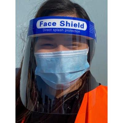 Full Length Face Shield