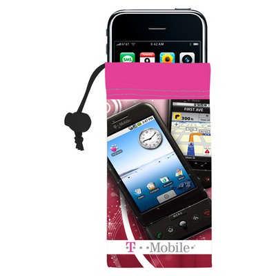 Micro Fibre CameraMobile Phone Pouch