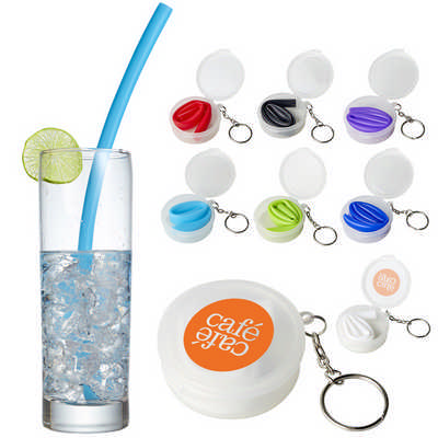 Reusable Silicone Straw
