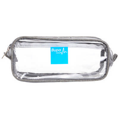 Clear Travel Case
