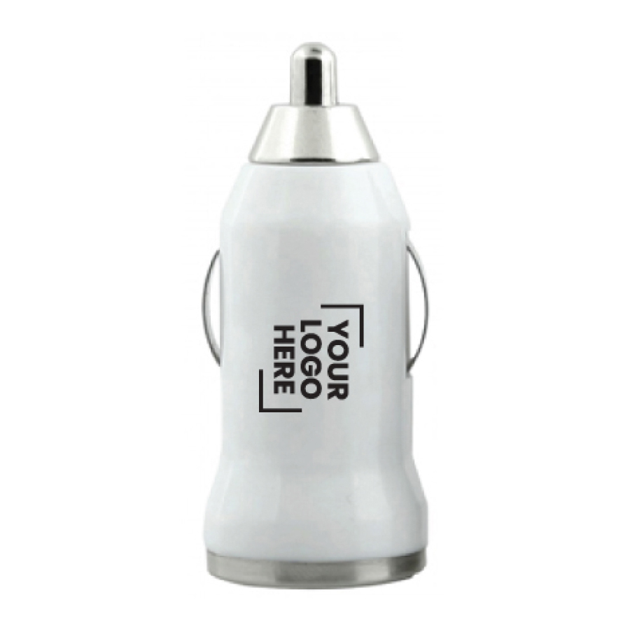 The Electra USB Car Charger - (printed with 1 colour(s))  (T230_PB)