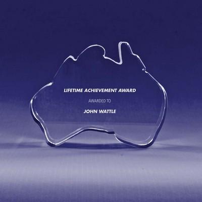 3D Cystal Award - Australia