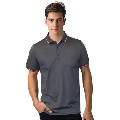 Adults 100% Polyester Cooldry Polo