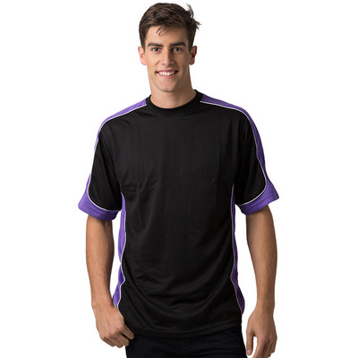 Adults 100% Polyester Cooldry Micromesh T-Shirt